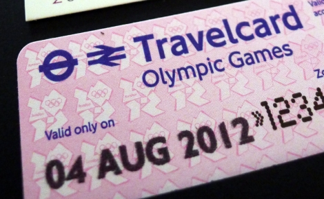 Olympic Travelcard