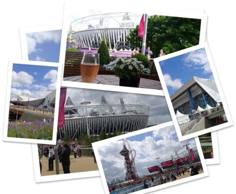 Obiekty olimpijskie